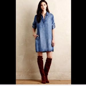 Cloth and stone Jean Tunic (S)